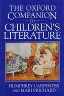 The Oxford Companion to Children s Literature