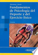 Fundamentos de psicología del deporte y del ejercicio físico