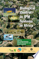 Biological Control in IPM Systems in Africa