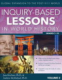 Inquiry Based Lessons in World History  Vol  2