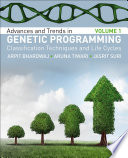 Advances and Trends in Genetic Programming Book