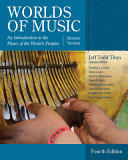 Worlds of Music, Shorter Version + Lms Integrated Mindtap Music, 1 Term - 6 Months Access Card