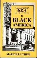 Hippocrene U S A Guide To Black America