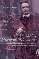 THE THREEFOLDING MOVEMENT, 1919