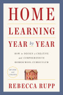Pdf Home Learning Year by Year, Revised and Updated