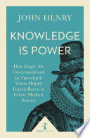 Knowledge is Power  Icon Science  Book