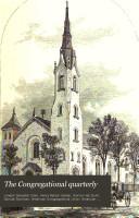 Pdf The Congregational Quarterly