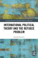 International Political Theory and the Refugee Problem Pdf/ePub eBook