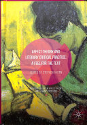 Affect theory and literary critical practice: a feel for the text