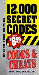 Codes   Cheats Spring 2005