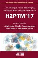 Pdf H2PTM'17 Telecharger