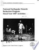 National Earthquake Hazards Reduction Program