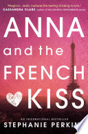 Anna and the French Kiss Stephanie Perkins Cover