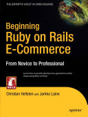 Beginning Ruby on Rails E-Commerce Pdf/ePub eBook