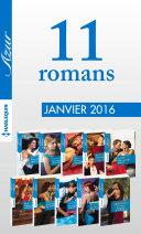 10 romans Azur + 1 gratuit (no3665 à 3674 - janvier 2016)