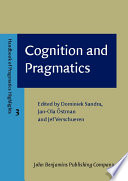 Cognition and Pragmatics