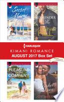Harlequin Kimani Romance August 2017 Box Set