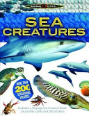 Sea Creatures Sticker Activity Book