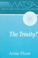 What are They Saying about the Trinity? ebook