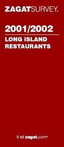 Long Island Restaurant Survey  2001 2002