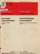 Bulletin Sp  cial  Recensement Du Canada 1971  Familles