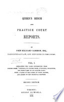 Queen S Bench And Practice Court Reports