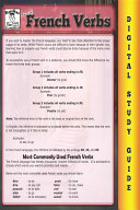 French Verbs   Blokehead Easy Study Guide