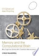 Memory And The Computational Brain Book PDF