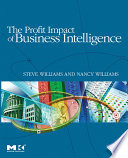The Profit Impact Of Business Intelligence Book PDF