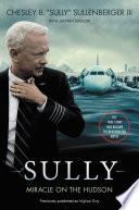 Sully  Movie Tie In  UK Book