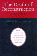 The Death of Reconstruction Pdf/ePub eBook