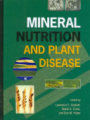 Mineral Nutrition And Plant Disease Book PDF