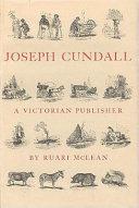 Joseph Cundall  a Victorian Publisher