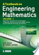 A Textbook on Engineering Mathematics -1(MDU,Krukshetra)
