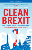 Clean Brexit Pdf/ePub eBook