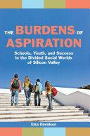 The Burdens of Aspiration Pdf/ePub eBook