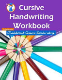 Cursive Handwriting Workbook