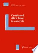Condensed Silica Fume in Concrete