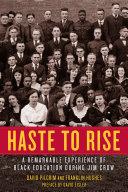 Haste to Rise Pdf/ePub eBook