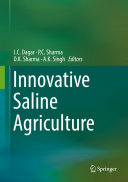 Innovative Saline Agriculture Pdf/ePub eBook