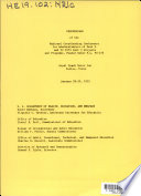 Proceedings Of The National Coordinating Conference For Administrators Of Part D And Fy 1973 Part C Projects And Programs Funded Under P L 90 576