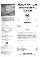 Aeronautical Engineering Review