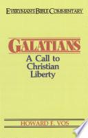 Galatians  Everyman s Bible Commentary