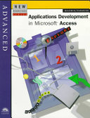New Perspectives on Applications Development in Microsoft Access Book