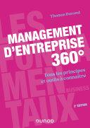Pdf Management d'entreprise 360° - 2e éd. Telecharger