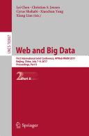 Web and Big Data