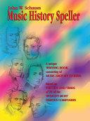 John W. Schaum Music History Speller