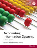 Accounting Information Systems  Global Edition Book