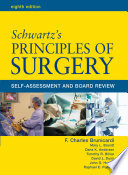 Schwartz' Principles of Surgery