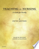 Teaching in Nursing   E Book